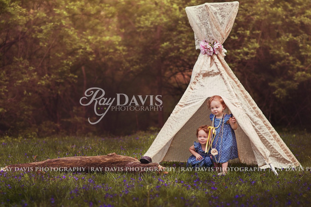 Ray Davis Photography - Children Photography of Twins