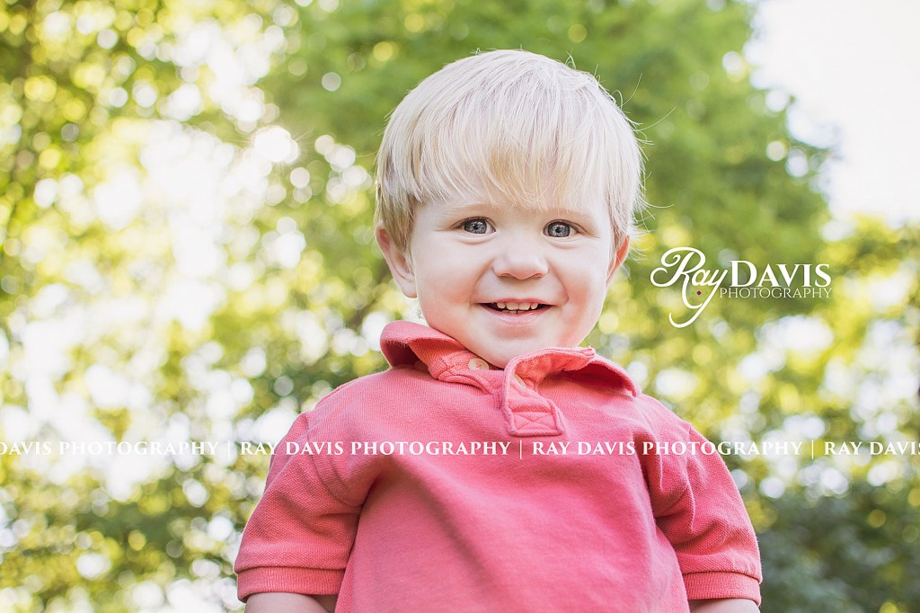 Ray Davis Photography Child Portrait