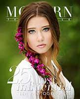 Modern Teen Style Magazine - Featured in 25 Most Influential of 2015