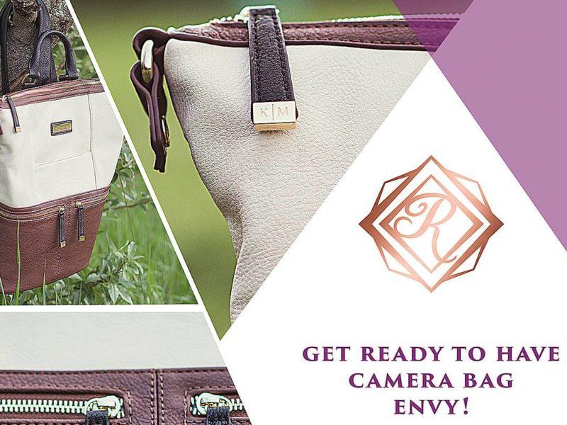 Camera Bag Envy - Kelly Moore