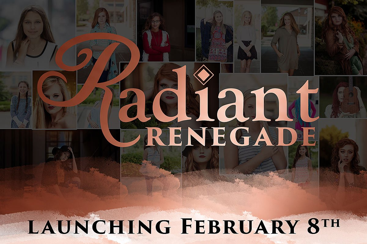 Louisville photographer Ray Davis Launching Radiant Renegades