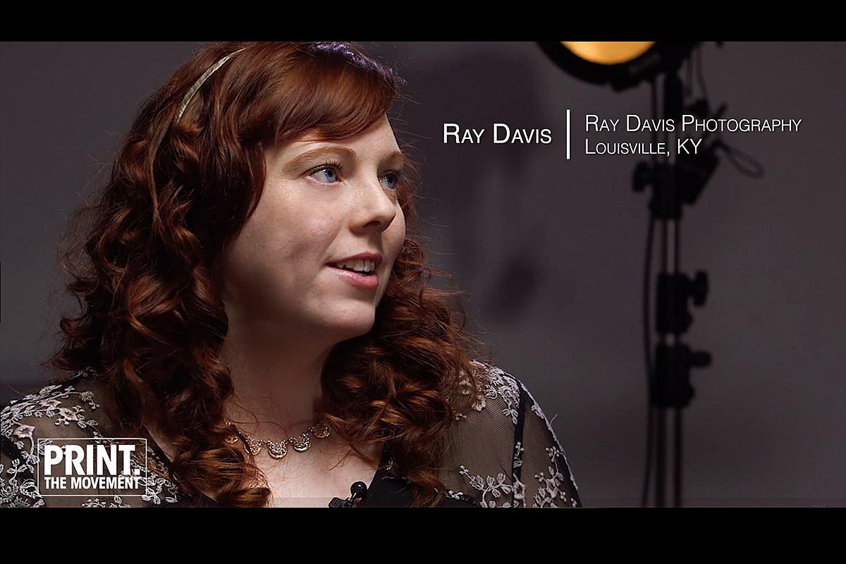 Louisville Photographer Ray Davos Print Artist
