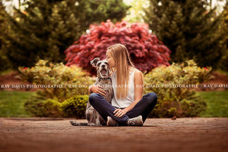 senior-with-dog-louisville-photographer-ray-davis