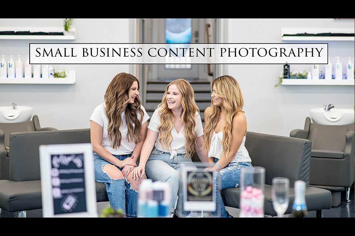 Small Business Branding and Marketing Images for Social media by Ray Davis Photography